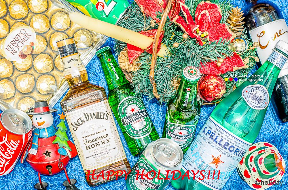 Happy Holidays everyone =)