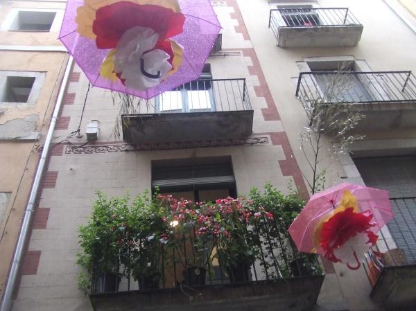 Girona  Temps de  Flors  ,maig 2016