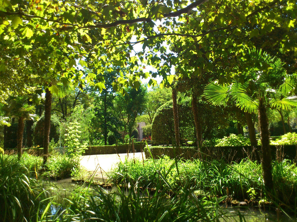 GIRONA  2016 - Parc de la Devesa , La  Rosaleda