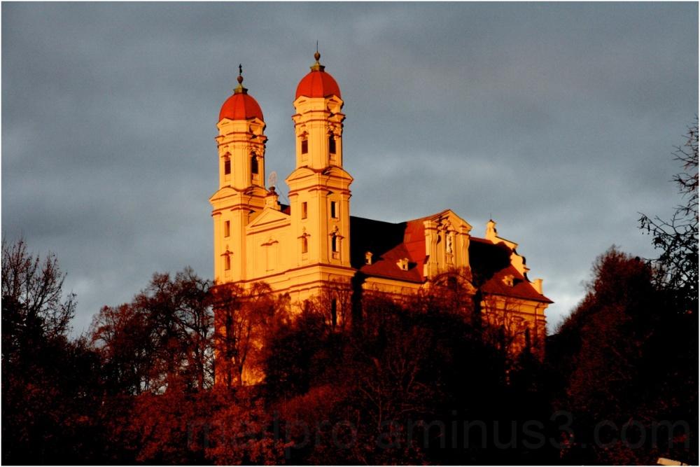 Abendsonne in Ellwangen II