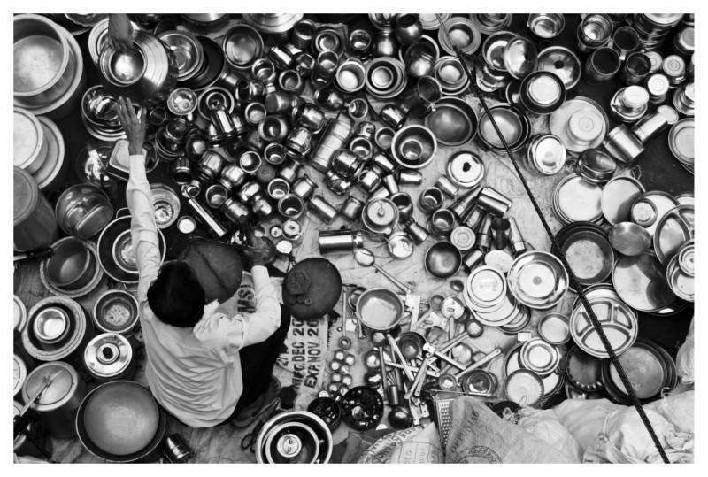 Utensils seller in Pune