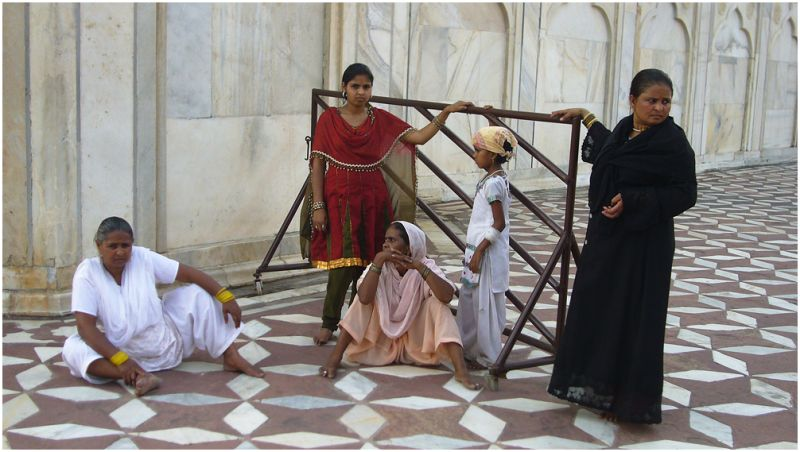 【INDIAN WOMEN】