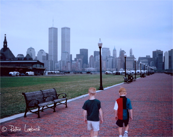 Twin Towers New York City