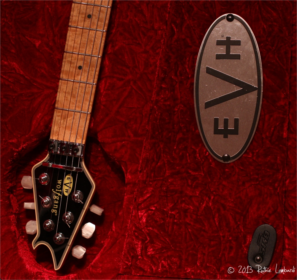 evh guitar