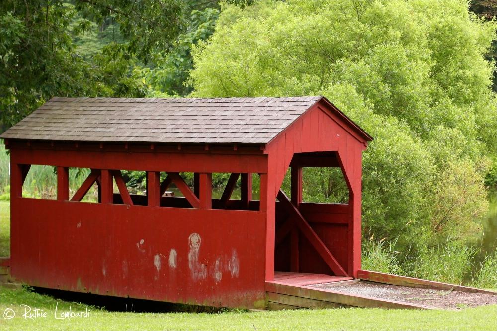 covered bridge at nottingham park