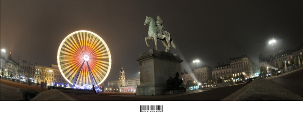- Place Bellecour - Lyon -