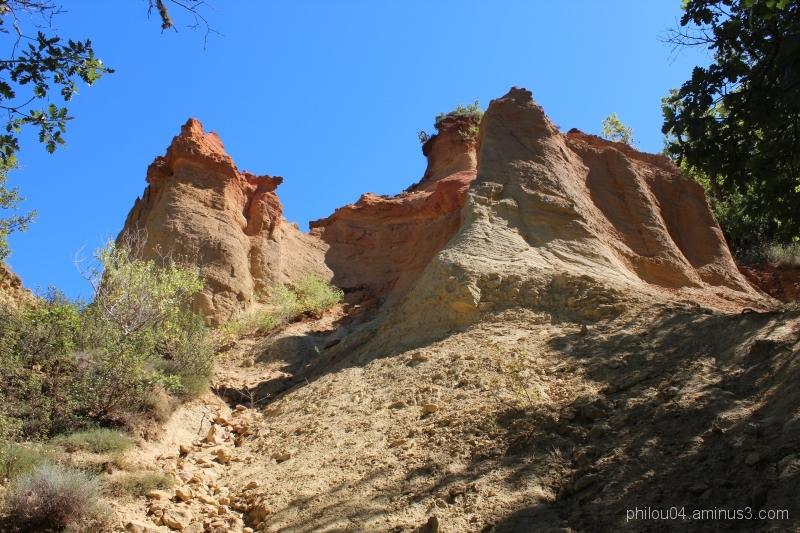 Rustrel (2) - Les massifs
