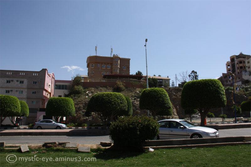 Abha, Cityscape