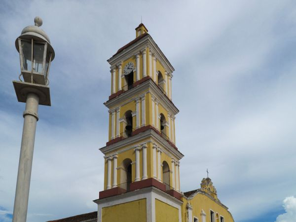 "Remedios Cuba church ""new church"""