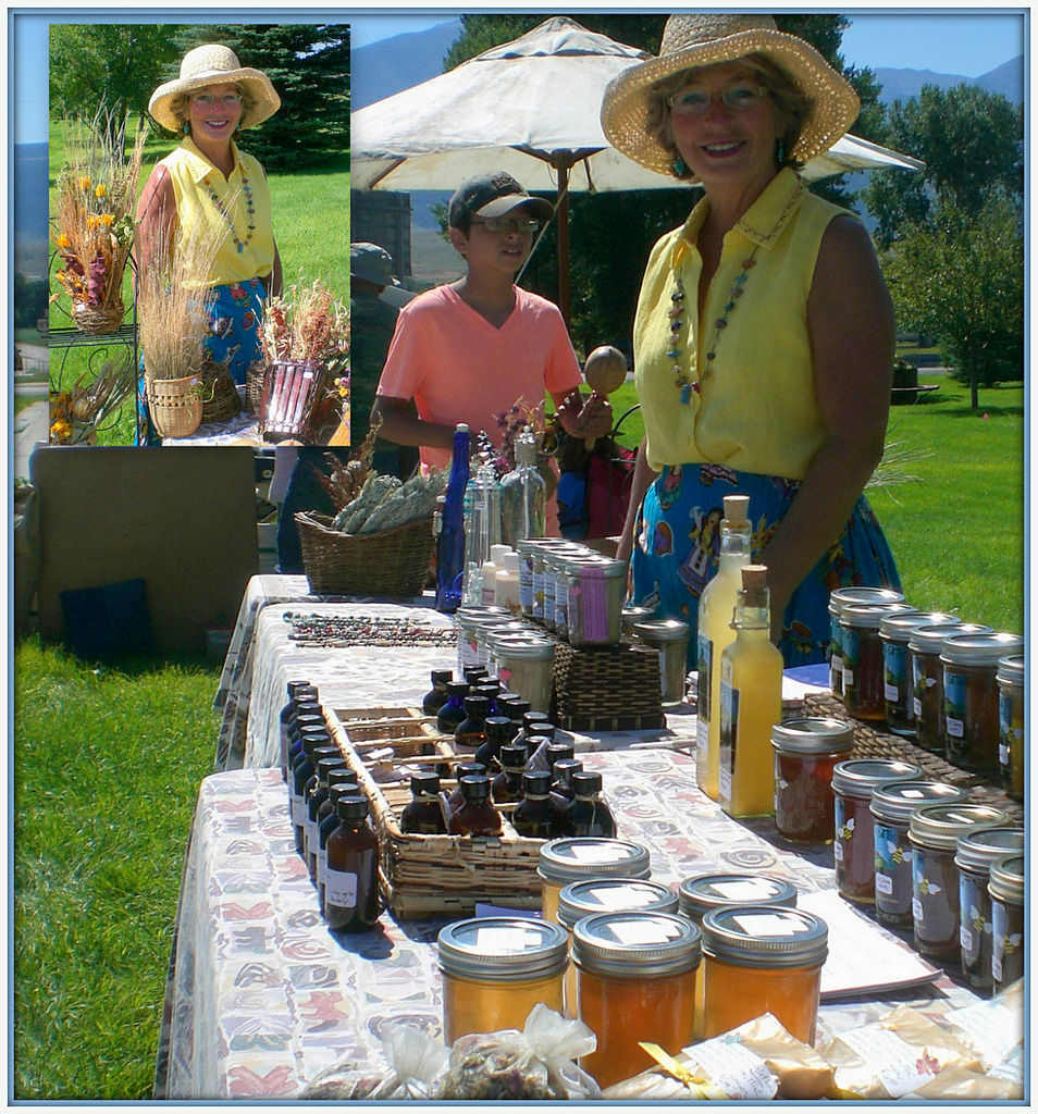Honey & Herb Lady of Park County