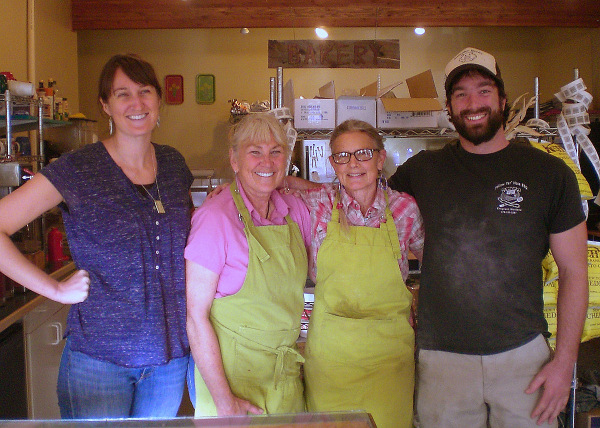 The Wild Flour Bakery Crew