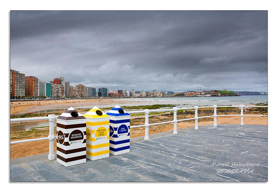 Gijón recicla
