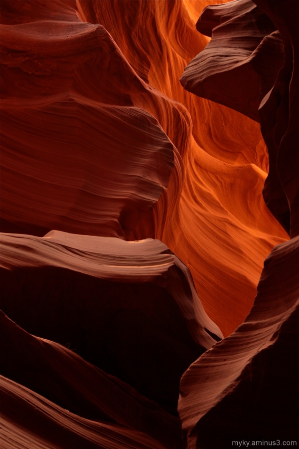 Antelope Canyon - 1