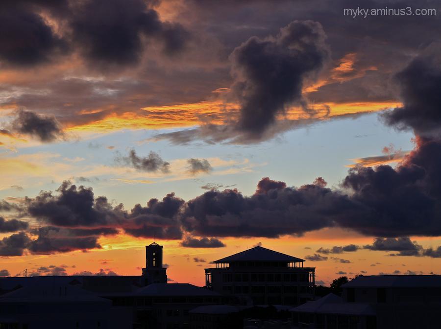 Sunset Sky...