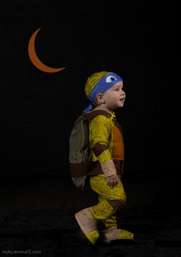 Halloween Ninja...