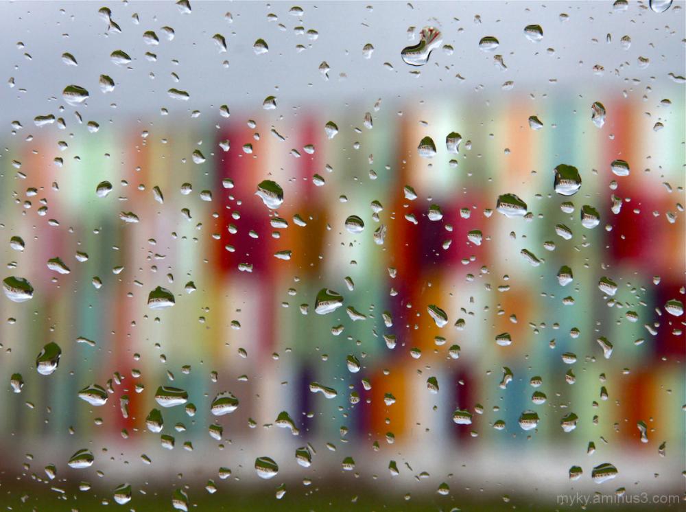Beyond the Rain...
