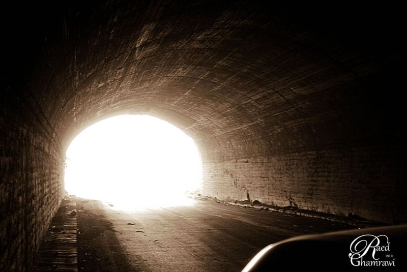 Light Through the Tunnel