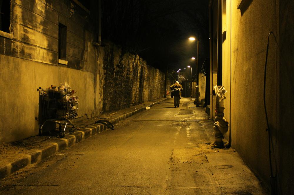 Ivry la nuit