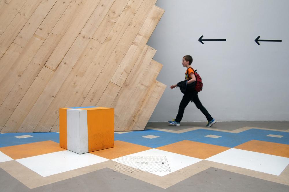 Biennale architecture Venise