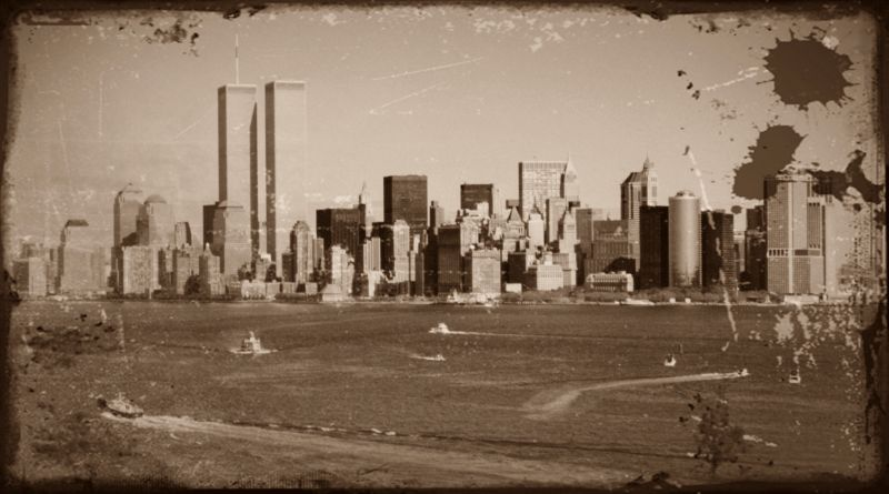 new york city lower manhattan WTC 1997
