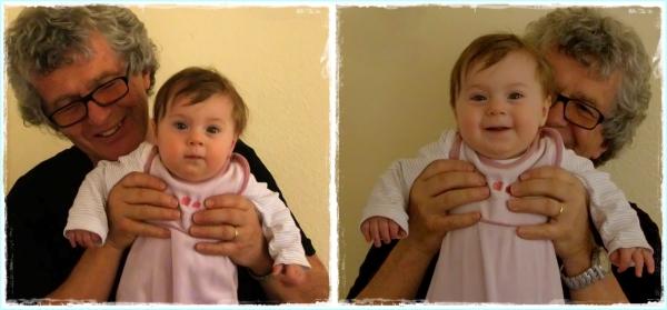 emilia and her grandpa