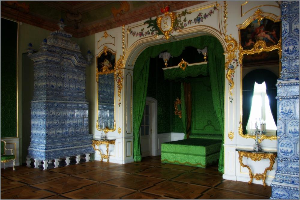 baltic states, latvia, rundāle palace, interior