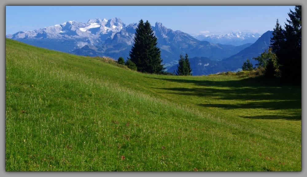 austria, salzburg, alps, dachstein
