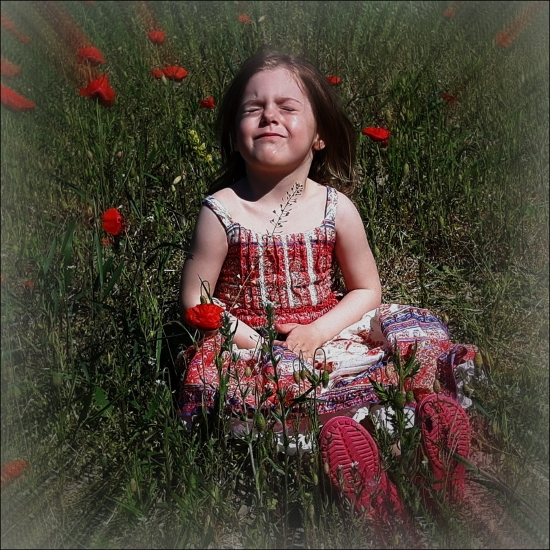 emilia, june, four years and nine months, blinded