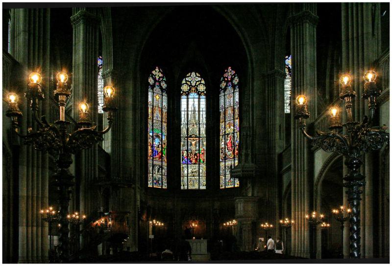 Church of St Elizabeth, Basel.
