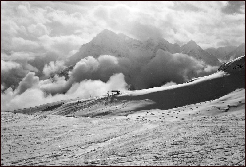Winter in the Alps 2