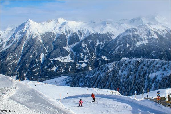 Father, Son & Alps