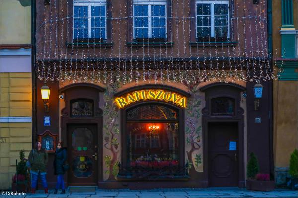 """""""Ratuszova"""" wine  bar"""