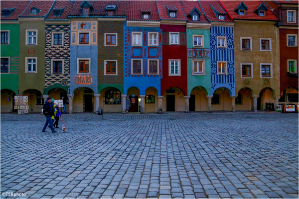 Coloured quarter