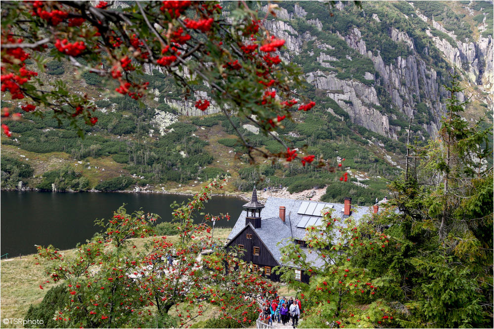 """Samotnia"" - mountain hut 2"
