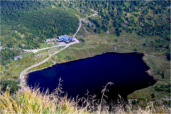"""Samotnia"" - mountain hut"