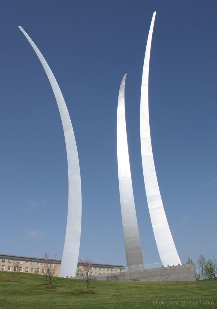 Air Force Memorial Washington DC