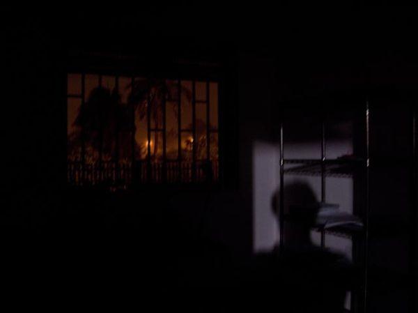 Nuit pluvieuse