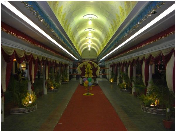 Wedding Hall Kalyana Mandapam