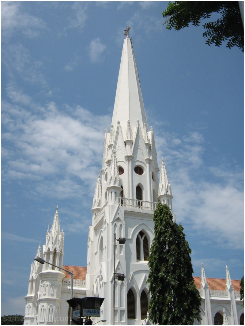 Merry Christmas Church in Chennai