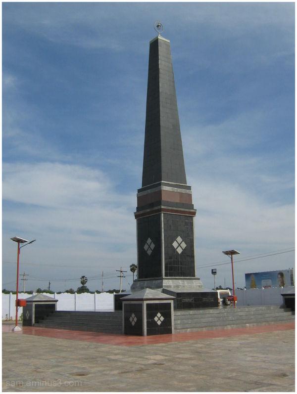 Tsunami 2004 memorial