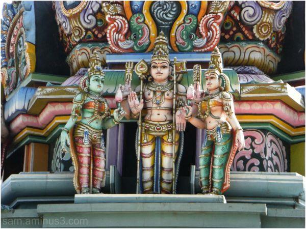 Mambalam Temple