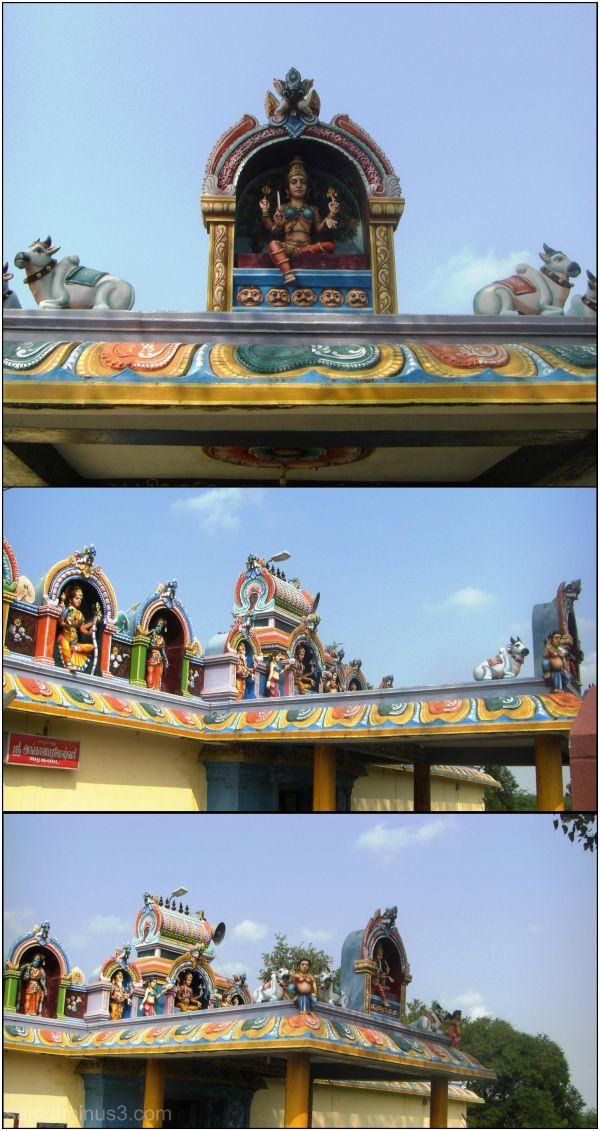 Periyandavar Kovil - Kula Deivam - Varakadai