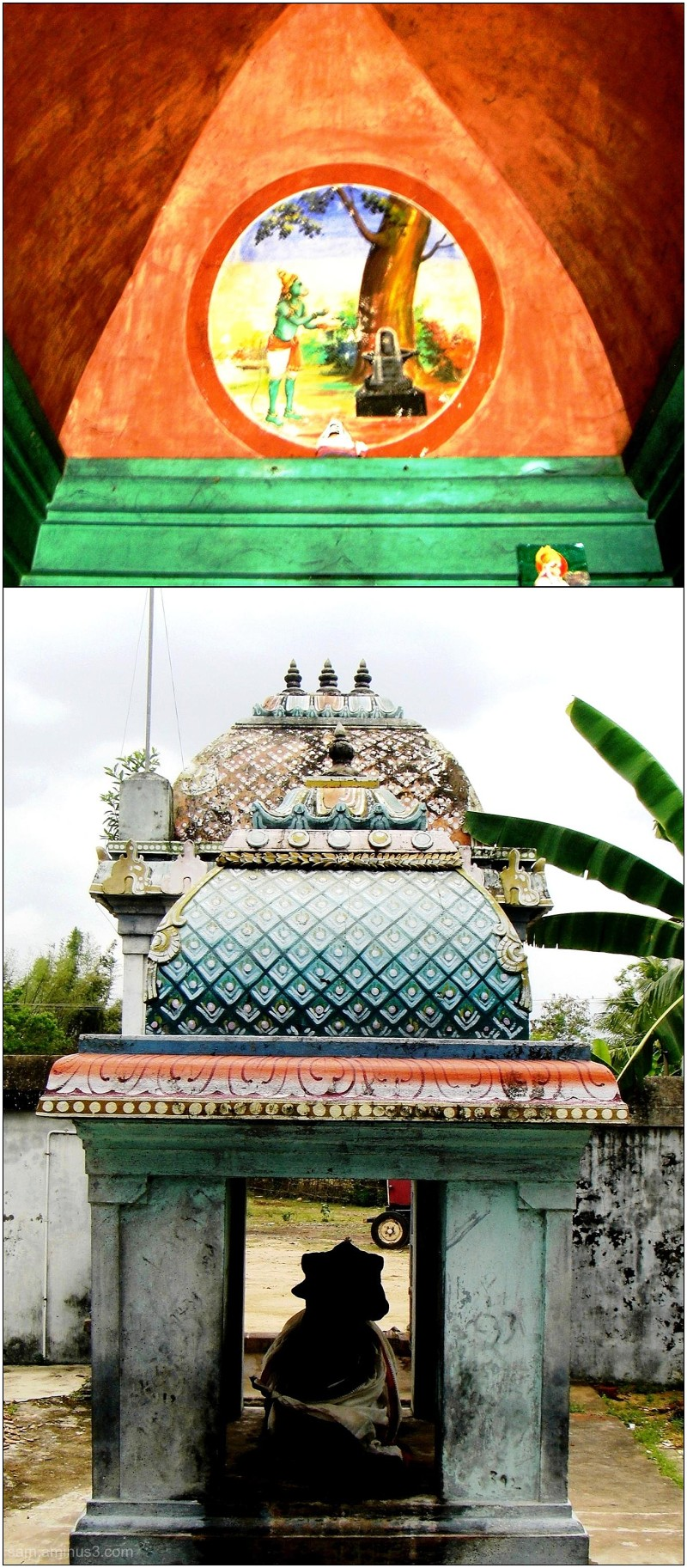 Thirukurakka Temple