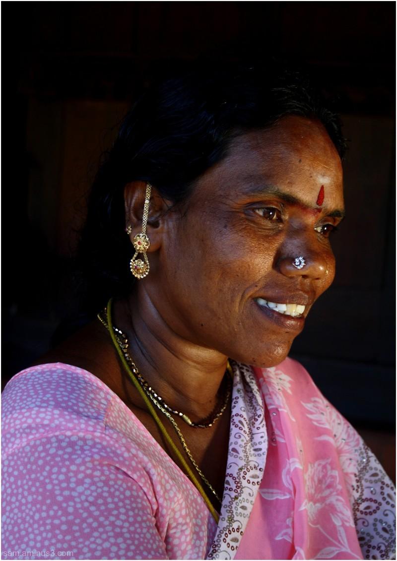 Portraite in Dakshina Chitra
