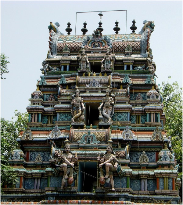 K K Nagar Pillaiyar Kovil