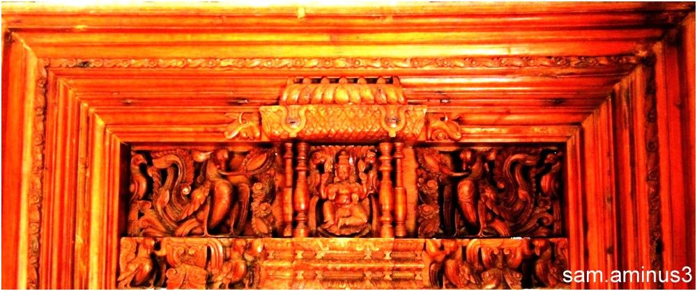 Ornamental Door