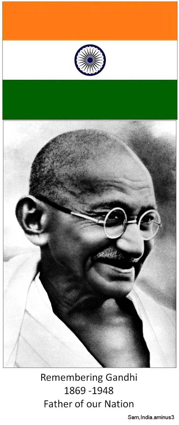 Remembering Gandhi