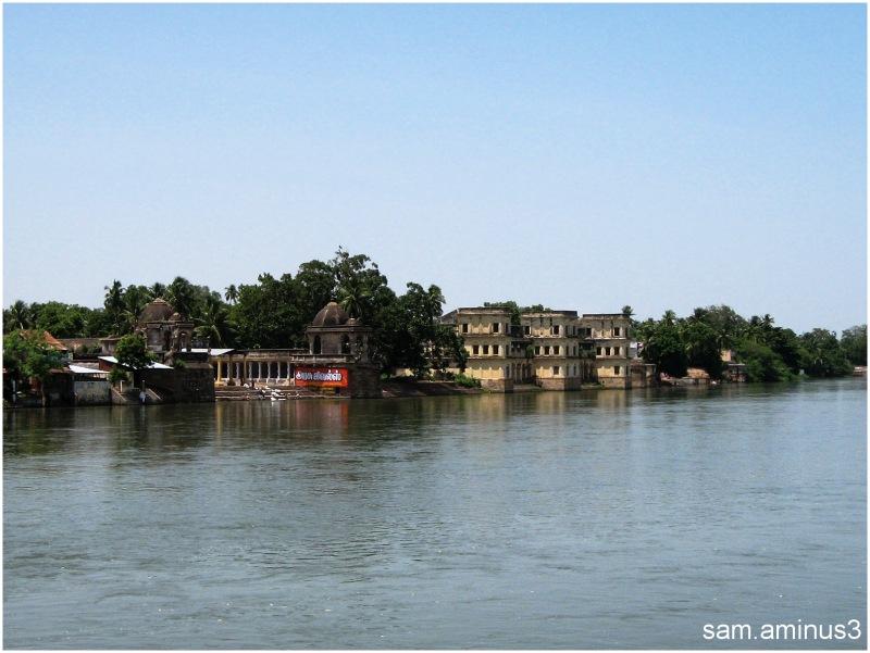 River Cauvery - Landscape   Rural Photos - KT Sambandan Photoblog