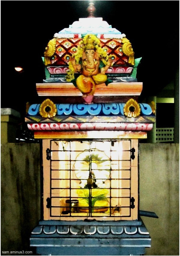 A Small Ganesha Temple