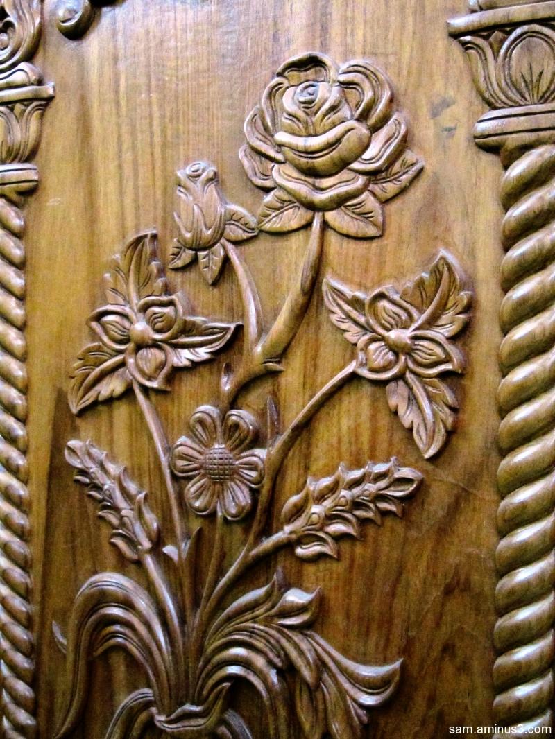Door carvings art design photos kt sambandan photo